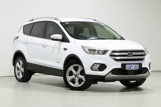 2018 Ford Escape ZG MY18 Trend (AWD) White 6 Speed Automatic SUV.