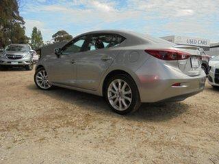 2014 Mazda 3 BM5238 SP25 SKYACTIV-Drive GT Grey 6 Speed Sports Automatic Sedan.