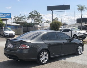 2009 Ford Falcon FG XR6 Grey 4 Speed Sports Automatic Sedan