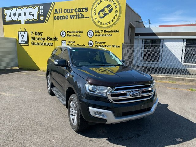 Used Ford Everest UA Trend, 2015 Ford Everest UA Trend Black 6 Speed Sports Automatic SUV