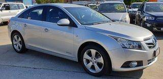 2010 Holden Cruze JG CDX 5 Speed Manual Sedan.