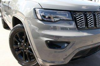 2021 Jeep Grand Cherokee WK MY21 Night Eagle Sting Grey 8 Speed Sports Automatic Wagon.