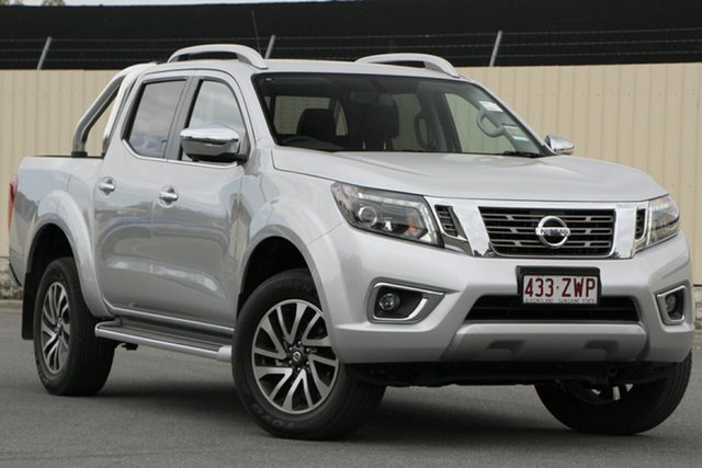 Demo Nissan Navara D23 S4 MY20 ST-X Bundamba, 2020 Nissan Navara D23 S4 MY20 ST-X Brilliant Silver 7 Speed Sports Automatic Utility