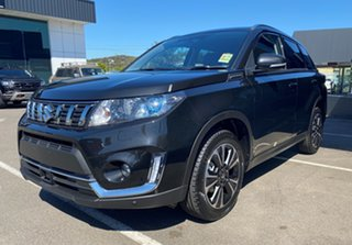 2020 Suzuki Vitara LY Series II Turbo 2WD Cosmic Black 6 Speed Sports Automatic Wagon