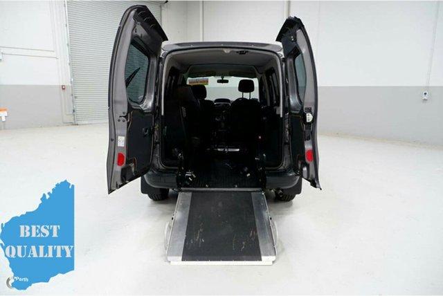 Used Renault Kangoo F61 Phase II , 2014 Renault Kangoo F61 Phase II Grey 4 Speed Automatic Van