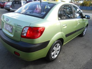 2006 Kia Rio JB Green 5 Speed Manual Sedan