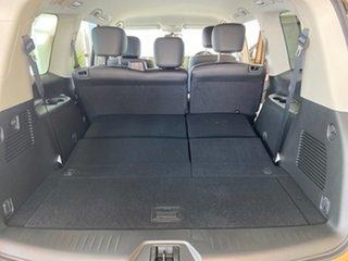 2020 Nissan Patrol Y62 Series 5 MY20 TI Galaxy Gold 7 Speed Sports Automatic Wagon