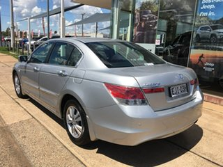 2010 Honda Accord 8th Gen Limited Edition Silver Sports Automatic