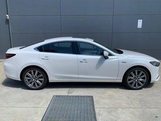 2020 Mazda 6 GL1033 100th Anniversary SKYACTIV-Drive Snowflake White 6 Speed Sports Automatic Sedan.