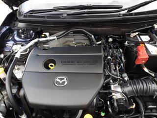 2010 Mazda 6 GH1051 MY09 Luxury Sports 6 Speed Manual Hatchback
