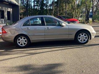 2003 Mercedes-Benz C-Class W203 C240 Elegance 5 Speed Sports Automatic Sedan
