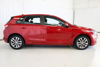 2017 Hyundai i30 PD MY18 Active Red 6 Speed Sports Automatic Hatchback.
