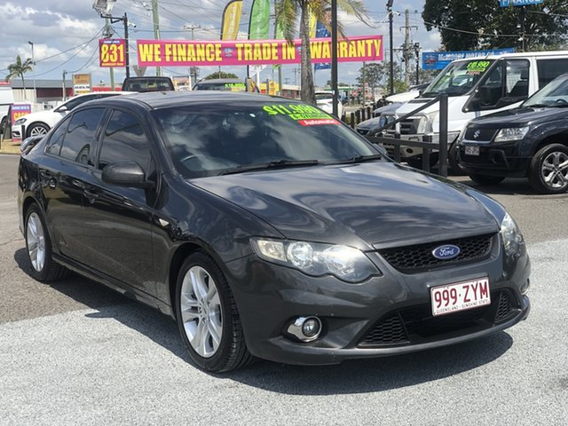 Used Ford Falcon FG XR6, 2009 Ford Falcon FG XR6 Grey 4 Speed Sports Automatic Sedan
