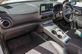 2020 Hyundai Kona OSEV.2 MY20 electric Highlander Chalk White 1 Speed Reduction Gear Wagon