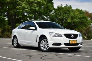 2017 Holden Commodore VF II MY17 Evoke White 6 Speed Sports Automatic Sedan.