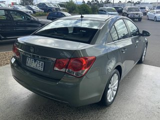 2012 Holden Cruze JH MY12 CDX Silver 6 Speed Automatic Sedan