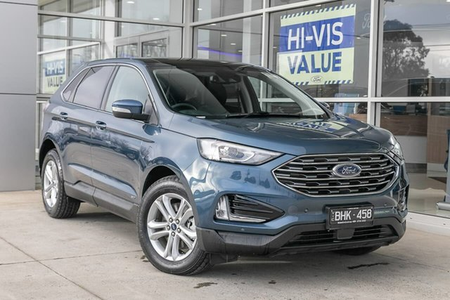 Demo Ford Endura CA 2019MY Trend, 2018 Ford Endura CA 2019MY Trend Blue 8 Speed Sports Automatic Wagon