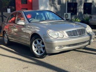 2003 Mercedes-Benz C-Class W203 C240 Elegance 5 Speed Sports Automatic Sedan.