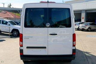 2020 Volkswagen Crafter SY1 MY20 35 MWB FWD TDI340 Runner White 6 Speed Manual Van.
