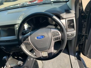 2015 Ford Everest UA Trend Black 6 Speed Sports Automatic SUV