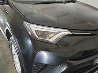 2016 Toyota RAV4 ASA44R GX AWD Black 6 Speed Sports Automatic Wagon.