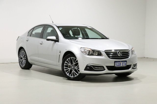 Used Holden Calais VF II , 2016 Holden Calais VF II Silver 6 Speed Automatic Sedan