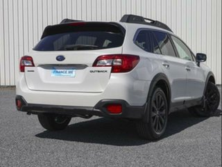 2020 Subaru Outback MY20 2.5I-X AWD Crystal White Pearl Continuous Variable Wagon.