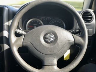 2011 Suzuki Jimny Sierra (4x4) 5 Speed Manual 4x4 Wagon