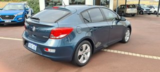 2013 Holden Cruze JH Series II MY13 Equipe Grey 6 Speed Sports Automatic Hatchback