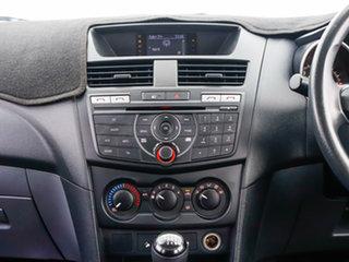 2012 Mazda BT-50 XT (4x4) Blue 6 Speed Automatic Dual Cab Utility