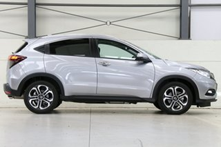 2021 Honda HR-V MY21 VTi-LX Lunar Silver 1 Speed Constant Variable Hatchback