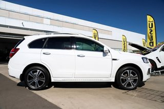 2017 Holden Captiva CG MY18 LTZ AWD White 6 Speed Sports Automatic Wagon.