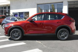 2020 Mazda CX-5 KF2W7A Maxx SKYACTIV-Drive FWD Sport Red 6 Speed Sports Automatic Wagon