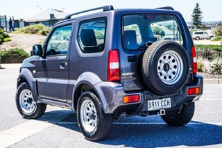 2013 Suzuki Jimny SN413 T6 Sierra Grey 5 Speed Manual Hardtop.