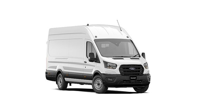 New Ford Transit VO 2020.50MY 350e (High Roof) Elizabeth, 2020 Ford Transit VO 2020.50MY 350e (High Roof) Frozen White 6 Speed Manual Van