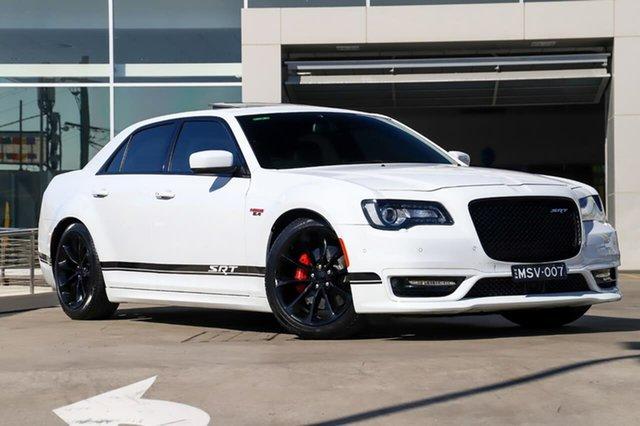 Used Chrysler 300 LX MY17 SRT Hyperblack, 2017 Chrysler 300 LX MY17 SRT Hyperblack Bright White 8 Speed Sports Automatic Sedan