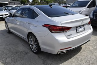2016 Hyundai Genesis DH Ultimate Pack Billet Silver 8 Speed Sports Automatic Sedan.