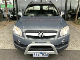 2009 Holden Captiva CG MY09 CX (4x4) Silver 5 Speed Automatic Wagon.