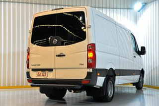 2015 Volkswagen Crafter 2FF2 MY16 50 TDI 400 MWB White 6 Speed Manual Cab Chassis
