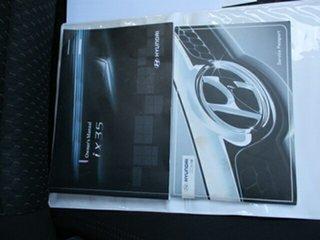 2011 Hyundai ix35 LM MY11 Active White 6 Speed Sports Automatic Wagon