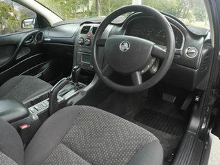 2006 Holden Adventra VZ SX6 Black 5 Speed Automatic Wagon