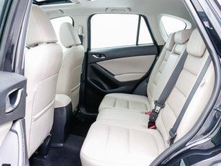 2013 Mazda CX-5 MY13 Upgrade Akera (4x4) Black 6 Speed Automatic Wagon
