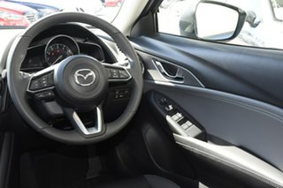 2020 Mazda CX-3 DK2W7A sTouring SKYACTIV-Drive FWD Blue 6 Speed Sports Automatic Wagon