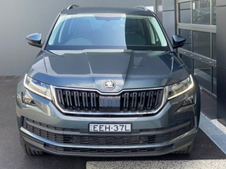 2019 Skoda Kodiaq NS MY19 132TSI DSG Grey 7 Speed Sports Automatic Dual Clutch Wagon.