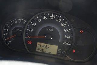 2013 Mitsubishi Mirage LA MY14 Sport Silver 5 Speed Manual Hatchback