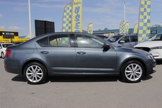 2016 Skoda Octavia NE MY17 Ambition Sedan 110TSI Metal Grey 6 Speed Manual Liftback