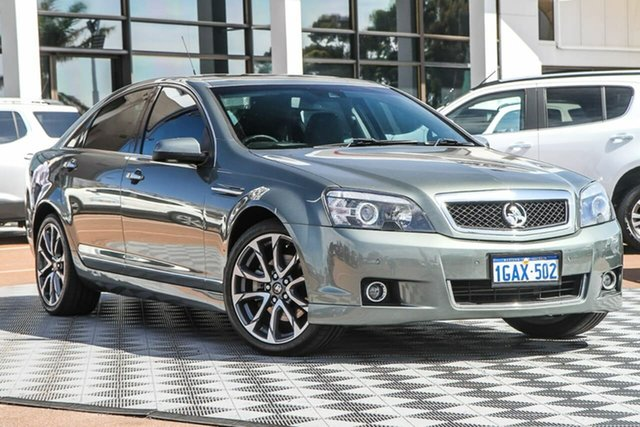 Used Holden Caprice WN II MY16 V Attadale, 2016 Holden Caprice WN II MY16 V Grey 6 Speed Sports Automatic Sedan