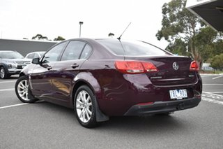 2013 Holden Commodore VF MY14 International Maroon 6 Speed Sports Automatic Sedan.