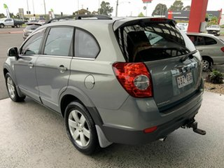 2009 Holden Captiva CG MY09 CX (4x4) Silver 5 Speed Automatic Wagon