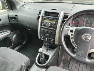2011 Nissan X-Trail ST Blue 6 Speed Manual Wagon